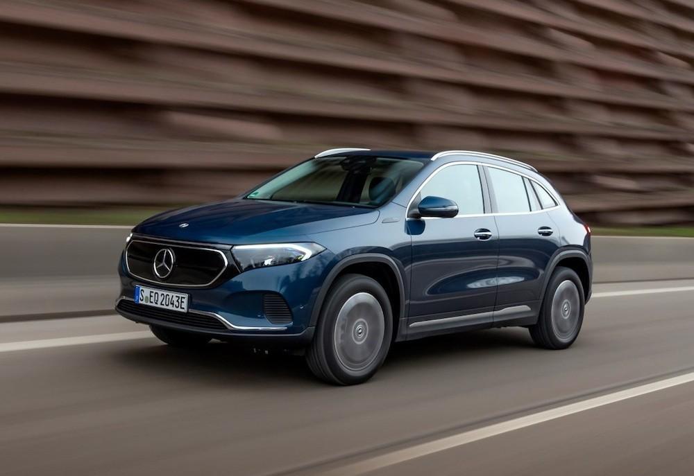 Mercedes EQA bilježi veliku potražnju kupaca