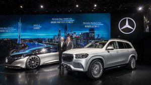 Mercedes-Benz uskoro vozi na 26-colnim kotačima