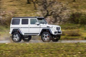 Mercedes-Benz u fazi testiranja nove generacije čuvene G-klase 'na kvadrat'