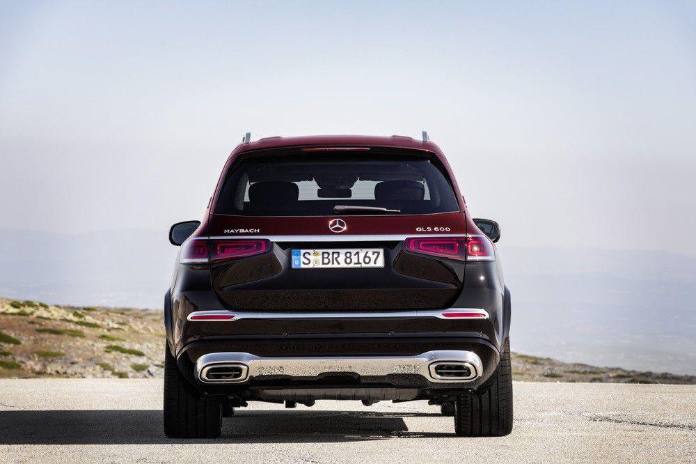 Mercedes-Maybach GLS 600 - luksuz kakav se baš ne viđa svaki dan