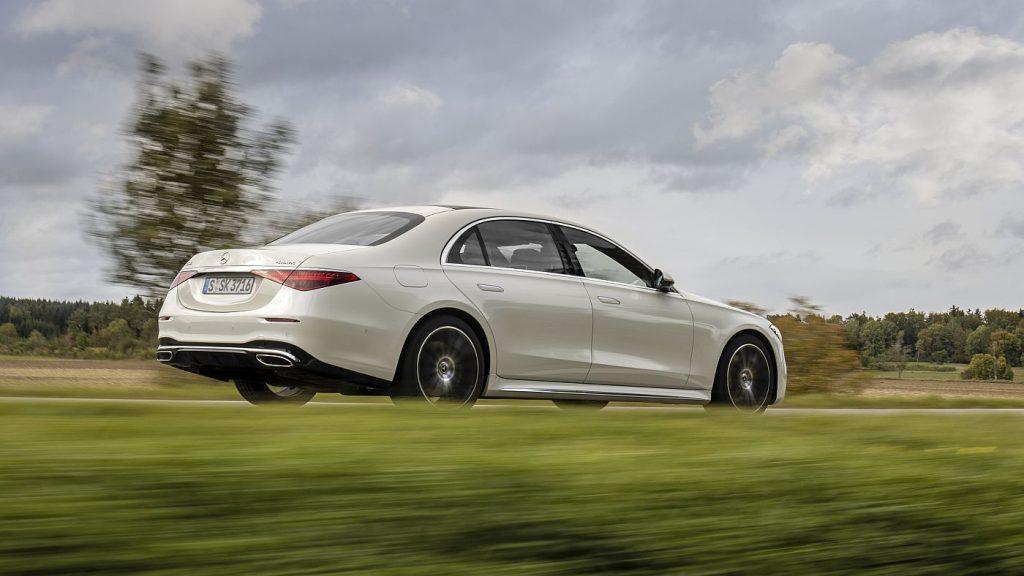 Mercedes-Maybach S 680 4Matic biti će kruna ponude i novi sinonim za luksuz