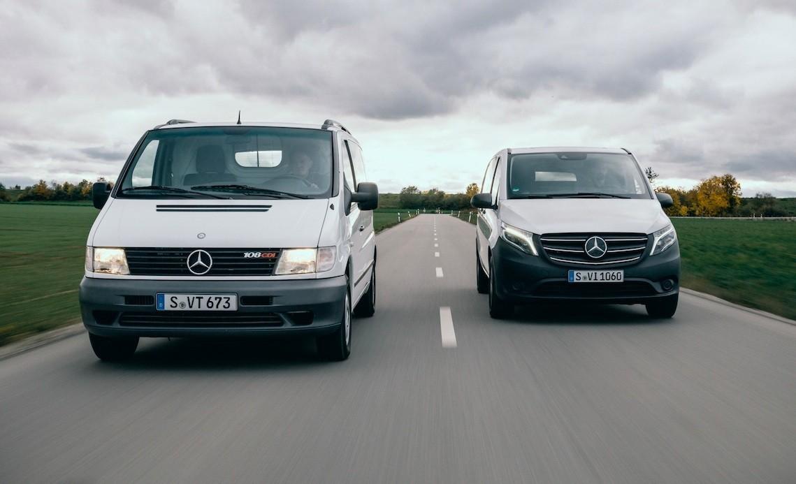 Mercedes-Benz Vito (1996. - 2021.), priča o uspjehu duga 25 godina nastavlja postavljati kombi standarde