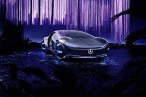 Mercedes-Benz Vision AVTR - budućnost koja počinje odmah!