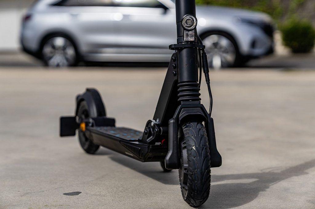Mercedes za svačiji džep, eScooter za izbjegavanje gradski gužvi