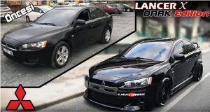 Mitsubishi Lancer u dva lica, od običnog modela do japanske EVO yakuze