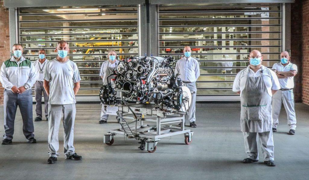 Nakon 61 godinu, Bentley je završio priču s čuvenim 6.75-litrenim V8 motorom