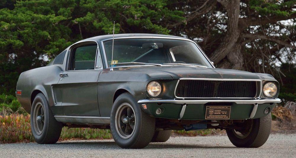 Ford Mustang 'Bullitt' iz legendarnog filma prodan za rekordan iznos!
