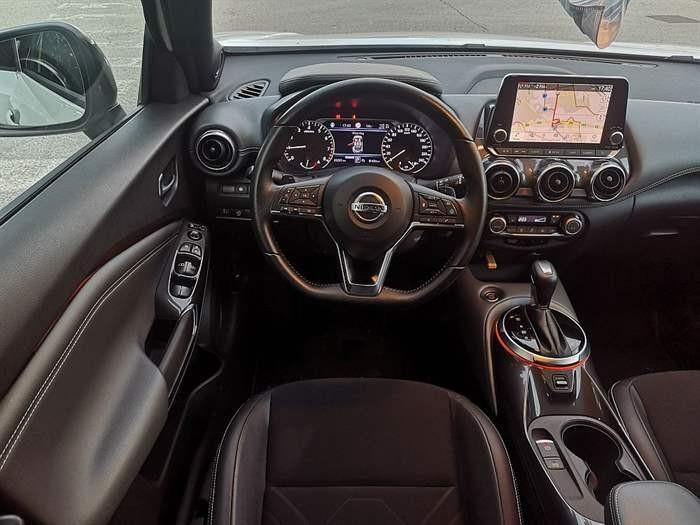 Nissan Juke 1.0 DIG-T DCT Tekna, jer važno je imati stav i biti primijećen