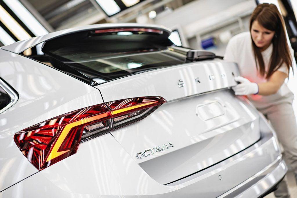 Nova Škoda Octavia i službeno krenula s proizvodnjom