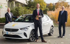 Opel Corsa-e osvojila Zlatni volan uz maksimalan broj bodova