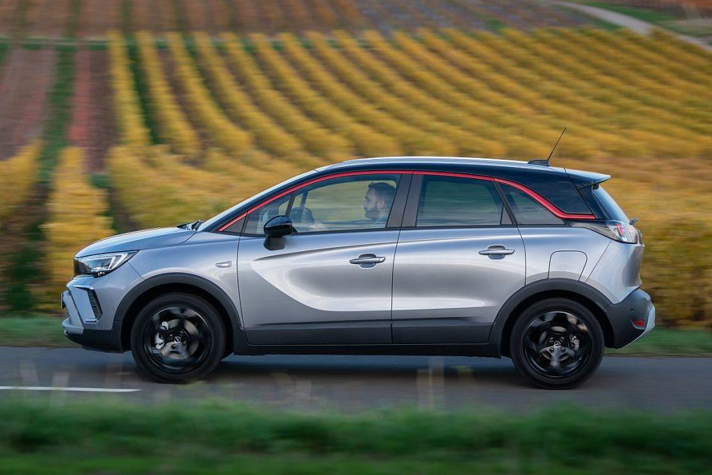 Opel Crossland dobio Vizor lice za blago osvježenje nakon 3 godine