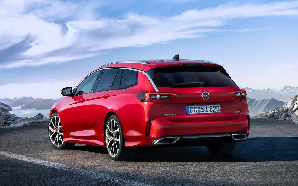 Osvježena Opel Insignia i službeno predstavljena u Bruxellesu