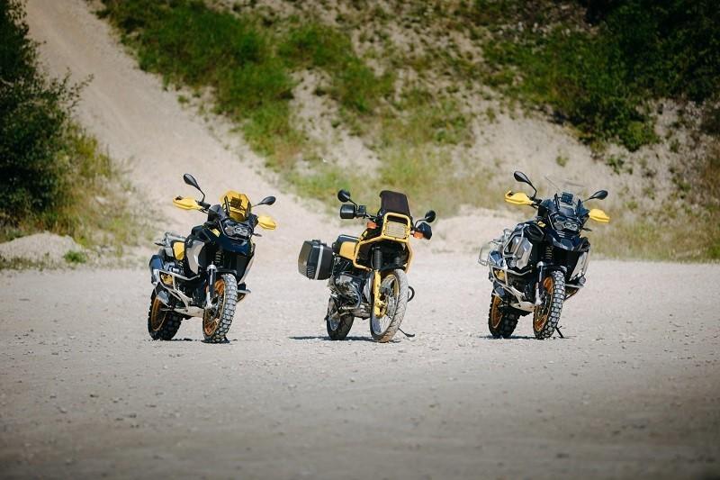 BMW GS motocikli slave 40 godina postojanja uz posebne modele