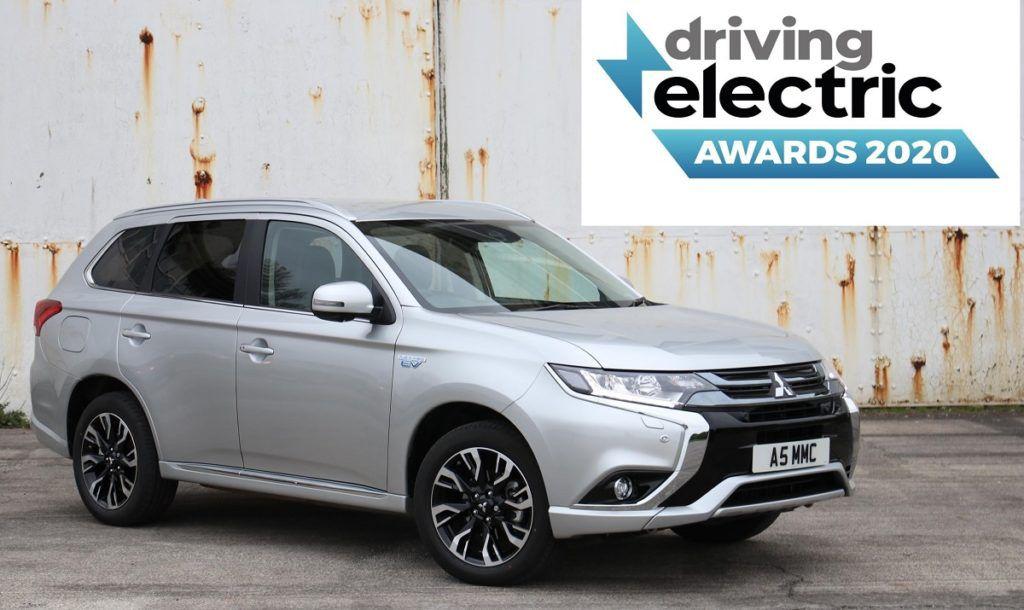Mitsubishi Outlander PHEV osvojio još jednu nagradu za najbolji plug-in hibrid