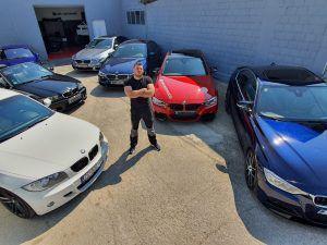 Palic automobili - usluga servisa BMW modela uz posebnu dozu emocija