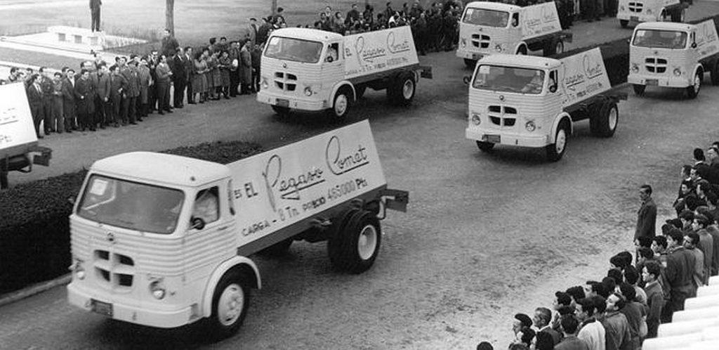 Iveco i Pegaso, 75 godina od stvaranja španjolske marke