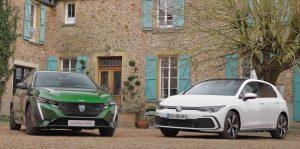 Novi Peugeot 308 ili Volkswagen Golf 8, francuski napad na mjerilo klase, imamo novog kralja?