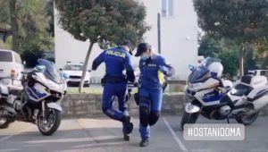 Policija prihvatila plesni izazov, odličan način za vraćanje pozitivne energije