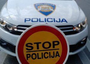 Više policije na cesti, pojačani nadzor najavljen za Martinje i ostatak godine