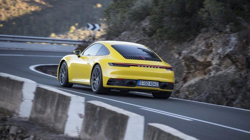Porsche 911 (992) i ručni mjenjač, može jedan za van!