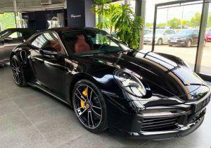 Prvi Porsche 911 Turbo S stigao u Zagreb, sretni vlasnik vozit će najbrži automobil u Hrvatskoj!