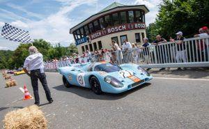 Porsche 917 - legendarni model predstavljen je na današnji dan 1969.