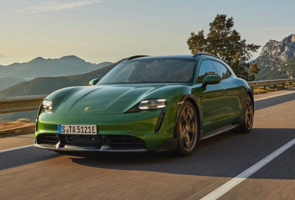 EKSKLUZIVNO: Porsche Taycan Cross Turismo, prašnjave avanuture uz struju