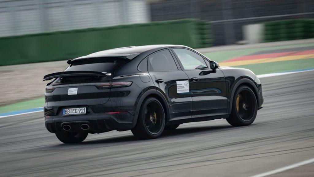 Porsche Cayenne Coupe uskoro dobiva najekstremniju izvedbu, uz Walter Röhrl recepturu