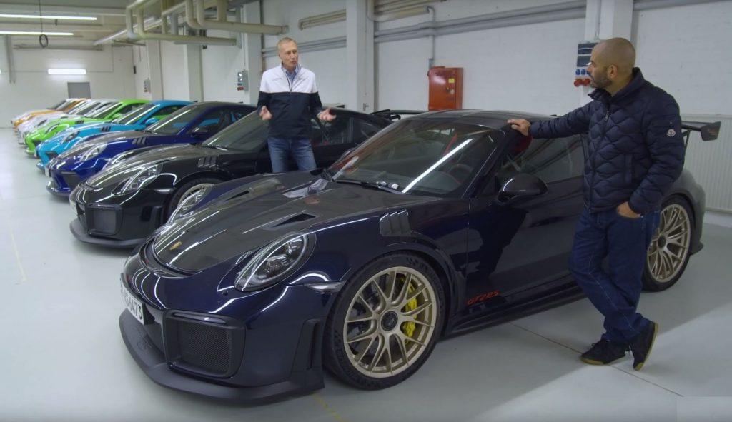 Chris Harris donio pravu ekskluzivu i otkrio novi Porsche 911 GT3