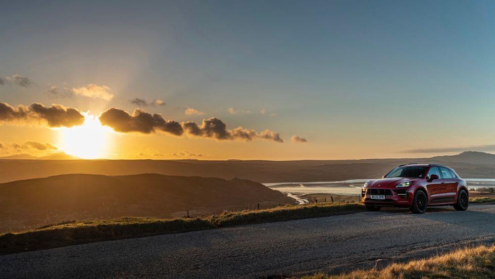Škotska u društvu Porsche Macana, kombinacija za savršeno putovanje