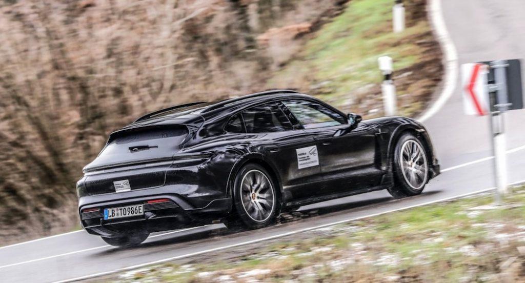 Porsche Taycan Cross Turismo u prvomo obraćanju javnosti i potvrda skorašnje premijere