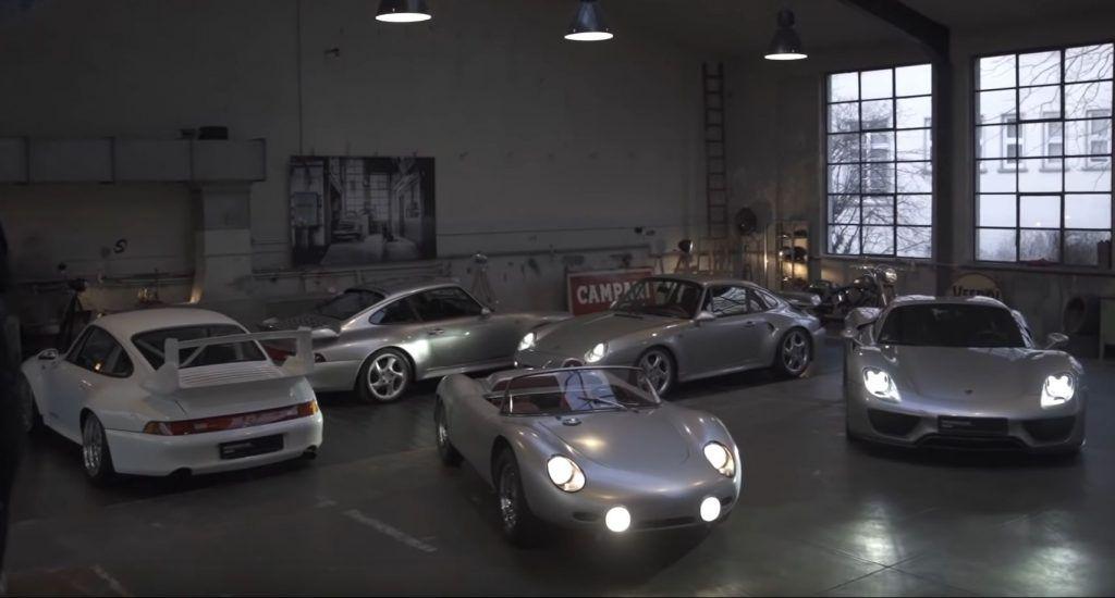 Porsche na vrhunski način proslavio rođendane svojih legendarnih modela