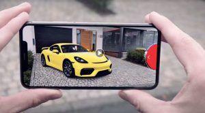 Porsche pred vašom kućom, u vlastitom dvorištu, uz novu aplikaciju to je zbilja moguće