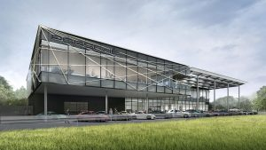 Porsche u Japanu gradi test centar