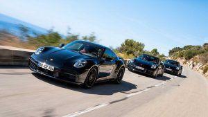 Porsche testira novi 911 (992) Turbo S!
