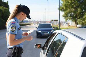 Policija za vikend najavila akciju pojačanog nadzora vozila i vozača