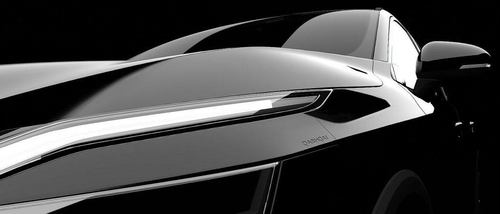 Nissan Qashqai otkrio djelomično izgled nove generacije, stiže sredinom 2021.