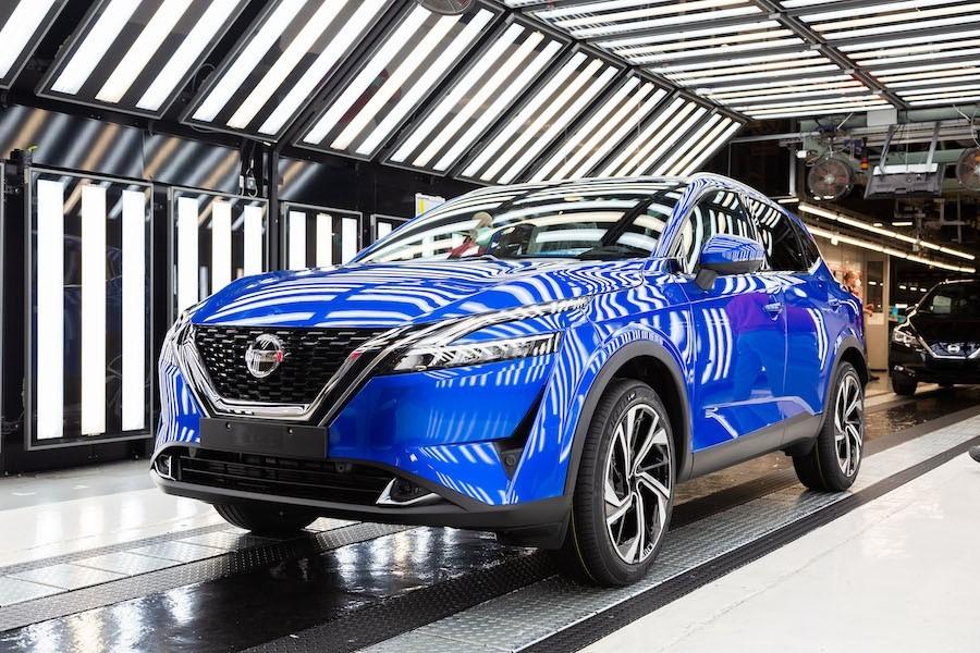 Nissan Qashqai krenuo s proizvodnjom i edukativnim nastupom osvaja mlade britanske školarce
