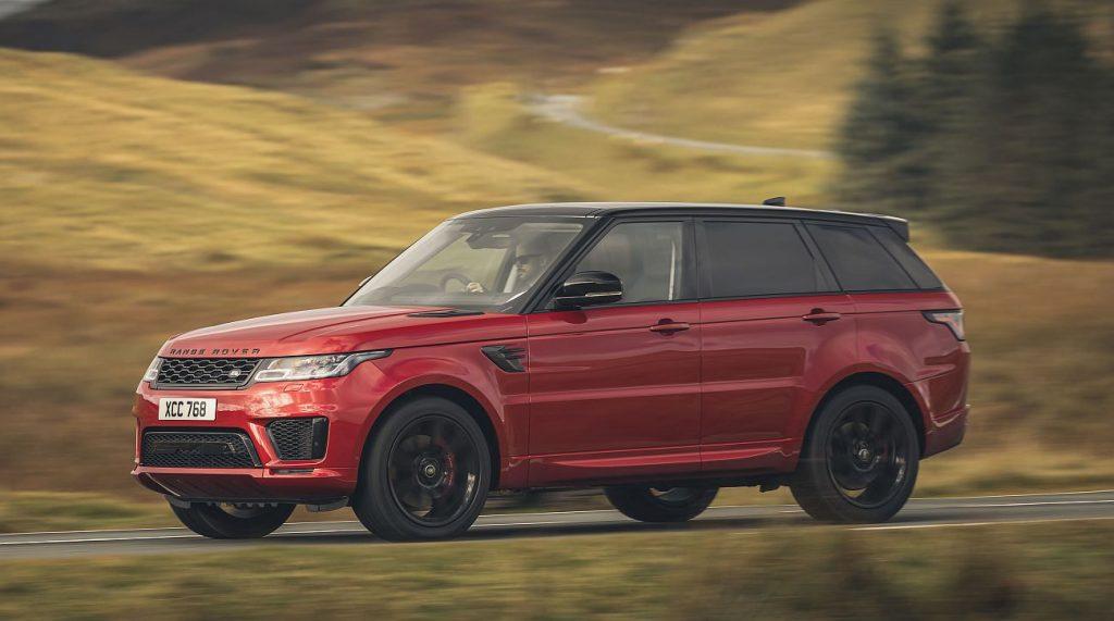 Range Rover Sport isporučen u milijun primjeraka, veliki uspjeh za ime staro tek 16 godina
