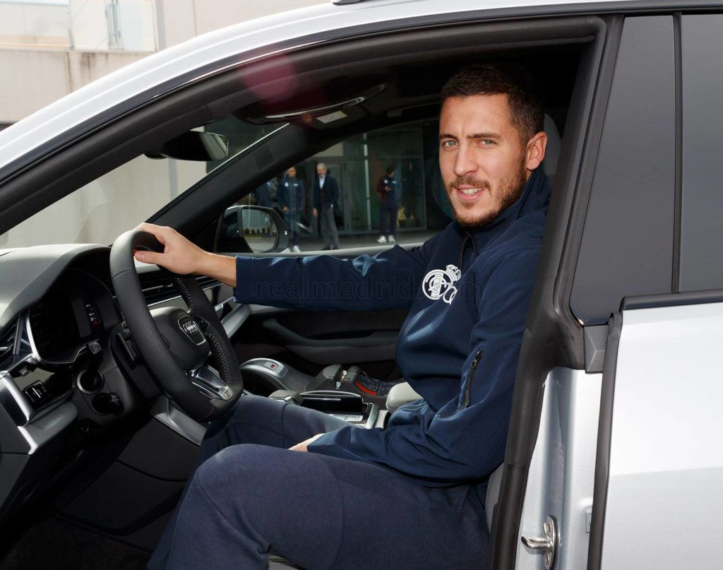 Audi podijelio vozila nogometašima Real Madrida