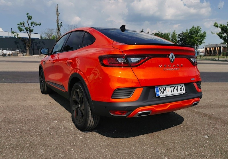 Renault Megane Conquest je novi SUV coupe na hrvatskom tržištu, cijena i napredne tehnologije veliki plus!