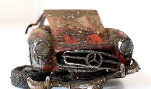 Mercedes-Benz 300SL vratio sjaj, ali ovakvu restauraciju sigurno niste vidjeli!