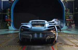 Rimac C_Two odrađuje završna testiranja aerodinamike