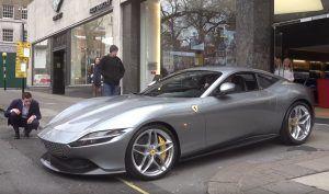Ferrari Roma krenuo s prvim isporukama, jedan je već stigao u London