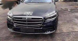 Mercedes-Benz S-klasa (W223) otkriven izgled kralja luksuzne klase