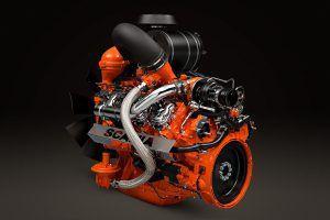 Scania pripremila V8 motor na bioplin