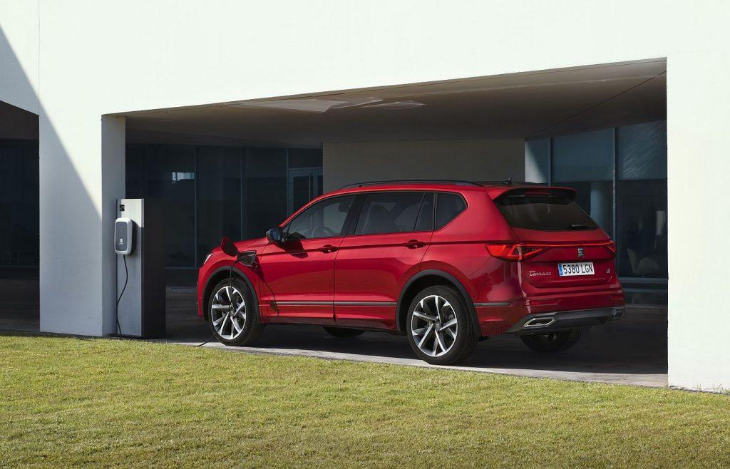 Seat Tarraco e-Hybrid također dobiva električni duh, na struju vozi čak 49 km!