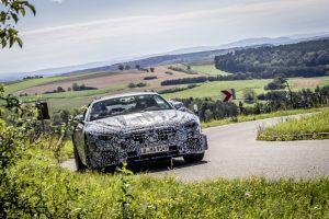 Novi Mercedes-Benz SL odrađuje završnu fazu testiranja