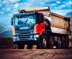 Scania G 540 10x4/6 XT Heavy, kiper kao super teškaš od 69 tona