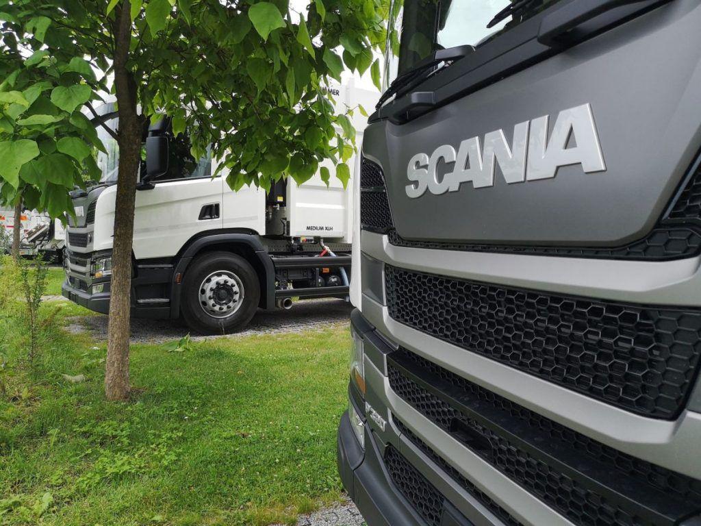 Velika isporuka Scania sa Stummer nadogradnjama za Eko-Flor Plus
